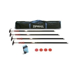 ZipWall ZipPole 10' Spring Loaded Poles ZP4 (4 Pack) *New Product*