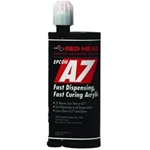 Red Head A7 Acrylic Adhesive 8oz. Cartridge A78