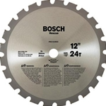 "Bosch PRO1224RES20 12"" 24 Teeth 20MM Rescue Blade"