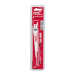 MILWAUKEE Sawzall Blade Wood Cutting 6'' 5 TPI (5 Per Pk) 48-00-5035