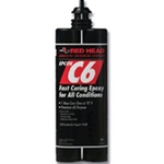 Epoxy C6 Cartridge - 18 Fluid Ounce C6