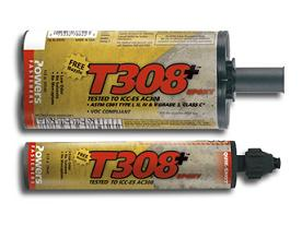 POWERS T308+ Epoxy Adhesive 14 oz 8503SD