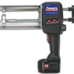 Powers AC100+ 28 oz. High Performance Battery Caulk Gun 8444