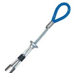 FallTech 7440 5,000 pound 3/4-Inch Removable Bolt Anchor