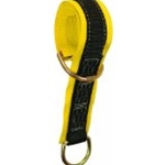 FallTech 7336 Pass-Thru Web Anchor Sling, 3-Foot