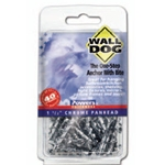 Powers Wall-Dog Kit w/ Bit 2332 (50/Box)