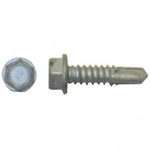 Tek Screw 1/4-14 x 2'' Hex Washer Head (100/Box)