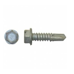 Tek Screw 1/4-14 x 2-1/2'' Hex Washer Head (100/Box)