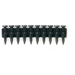 Powers Trak-It C3 C4 Pins, 3/4'' Black, Collated (1000) 55022B