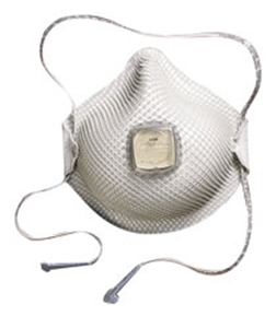 MOLDEX 2700 N95 PARTICULATE RESPIRATOR WITH HANDYSTRAP